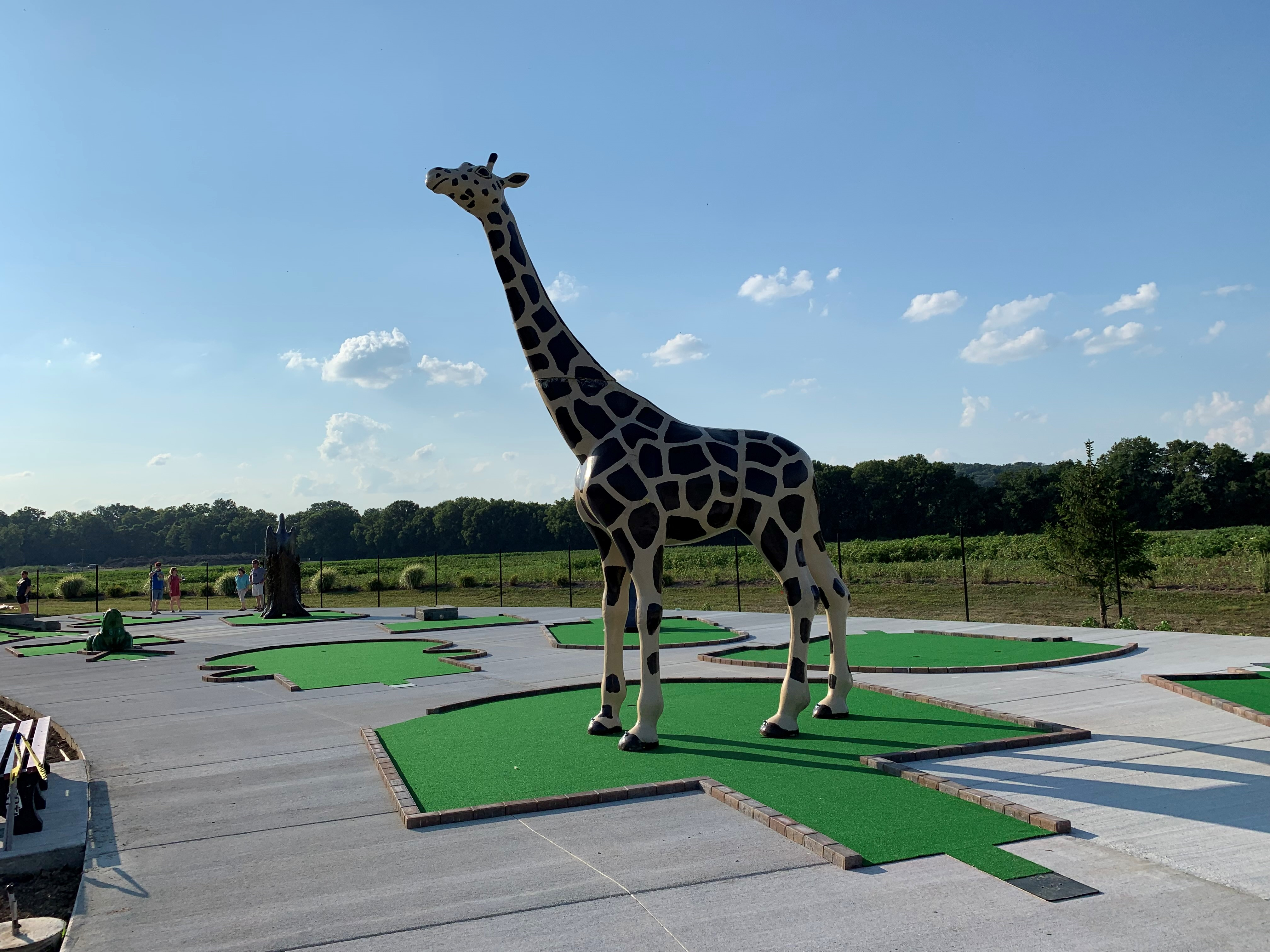 Photo of Skidmore Mini Golf Course